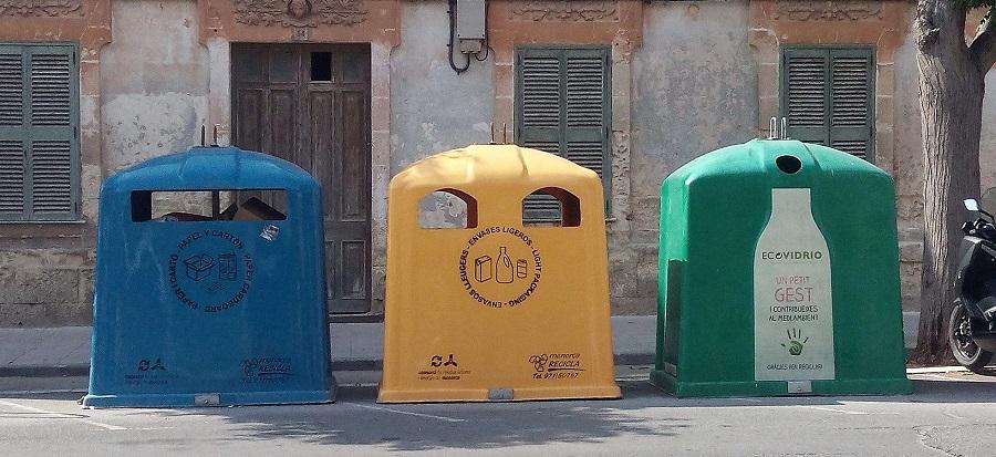 Aprtobadas las ayudas a la gestión de residuos en Illes Balears
