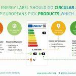 Reclaman que se incluya información sobre la duración y reparabilidad de los aparatos eléctricos y electrónicos en su etiqueta energética