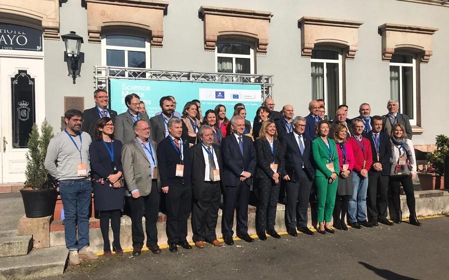 Asturias reunió a 30 expertos en economía circular