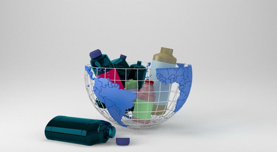 analizar los ríos es esencial para conocer las fuentes de contaminación por plásticos