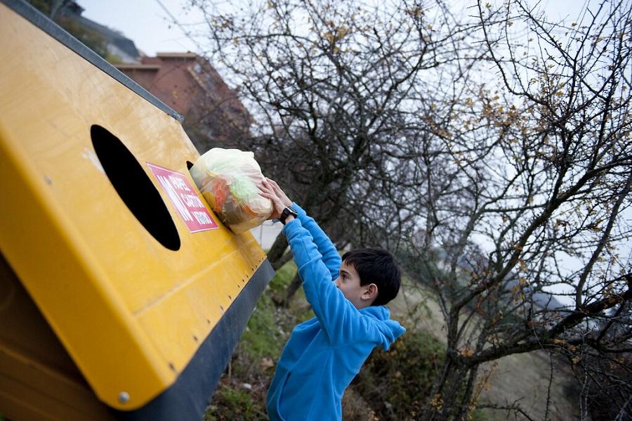 Crece el reciclaje de envases en España, según datos de Ecoembes