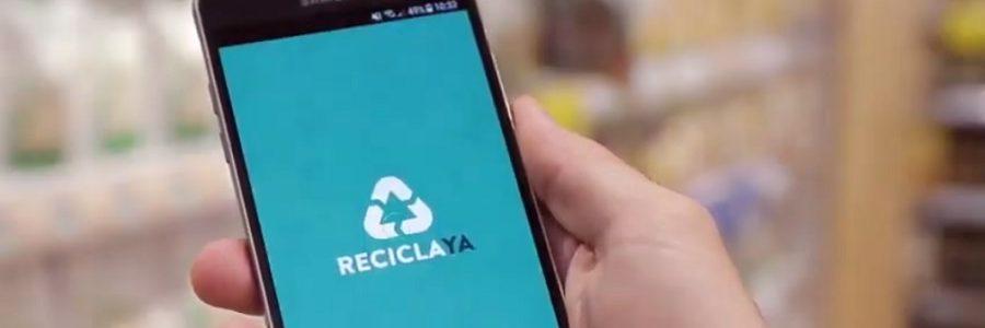 Carrefour presenta la app Reciclaya