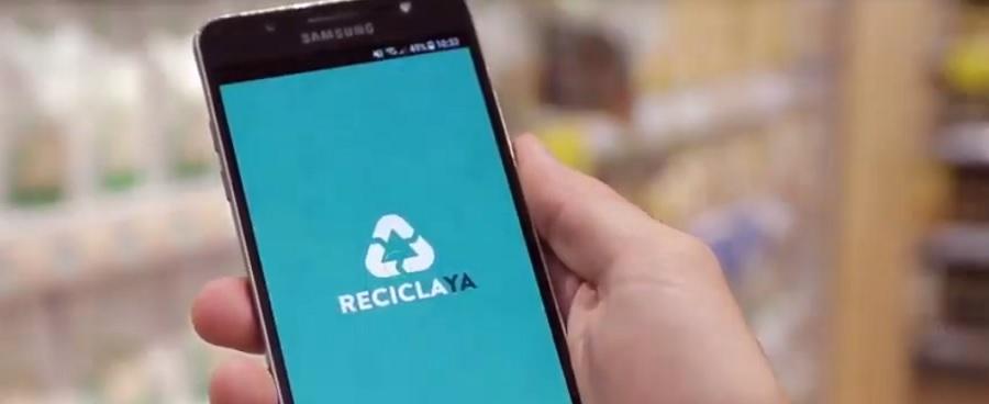 Carrefour presenta la aplicación Reciclaya