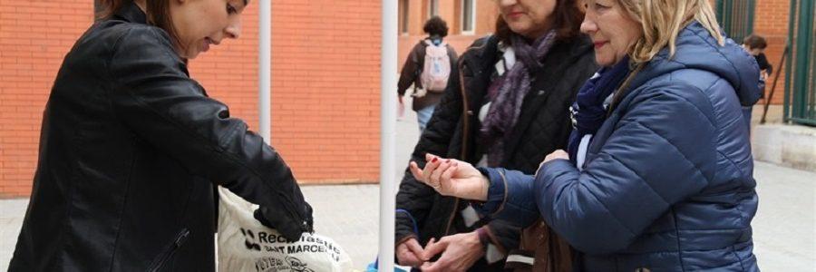 Abierto el periodo de inscripción al proyecto que premiará por reciclar en Valencia