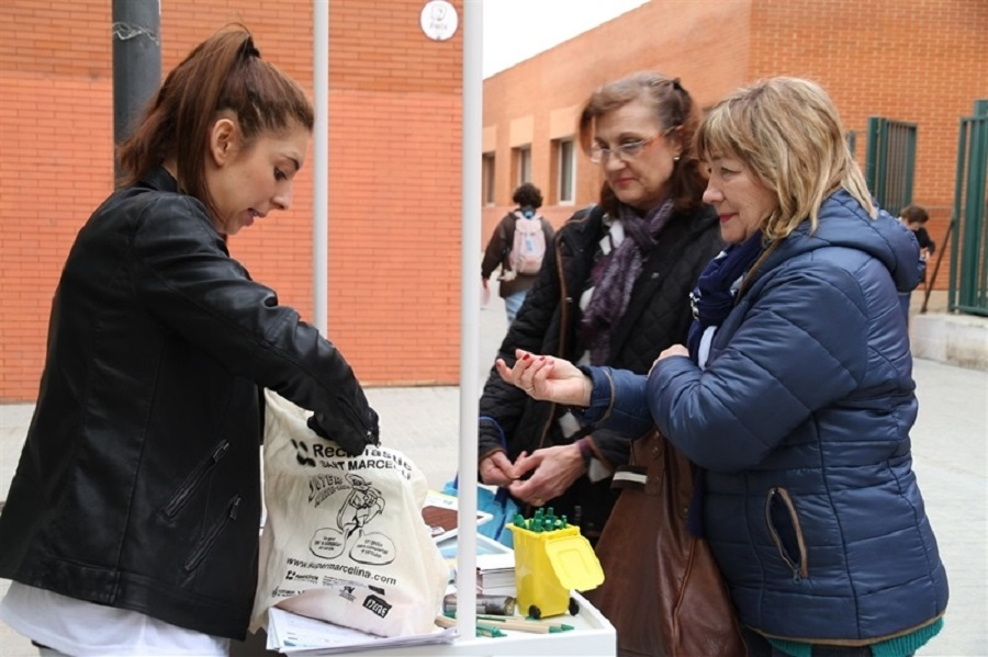 Abierta la participación al proyecto ReciPlàstic
