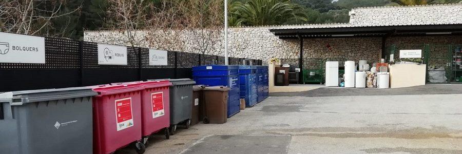 Abierta la convocatoria de ayudas para financiar inversiones en gestión de residuos en las Islas Baleares