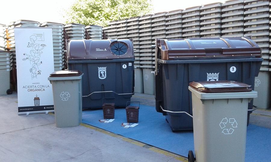 Madrid aprueba su estrategia de gestión de residuos