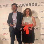 Premiado un proyecto de valorización de fibras de carbono en los ChemPlast Awards