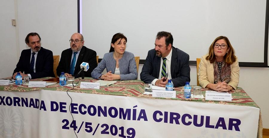 Jornada de economía circular en Galicia