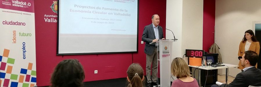 El Ayuntamiento de Valladolid destina 600.000 euros a 39 proyectos de economía circular
