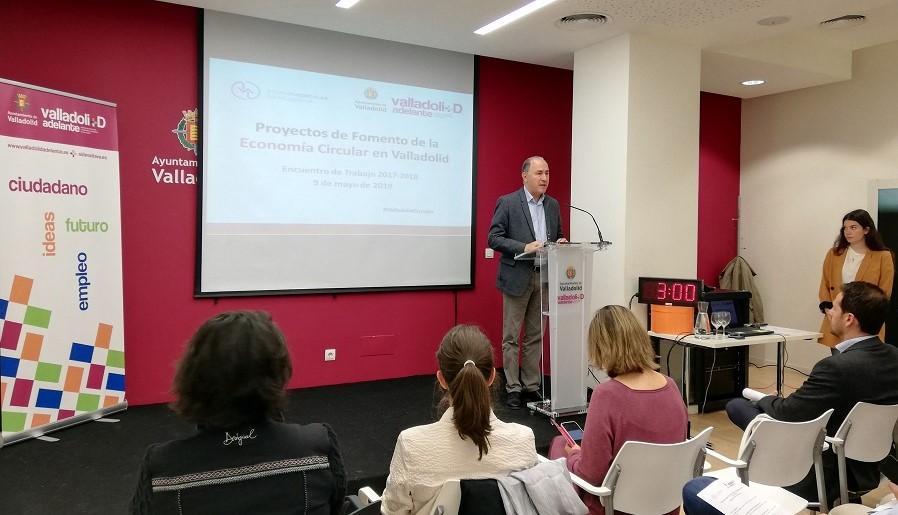 Valladolid promociona la economía circular