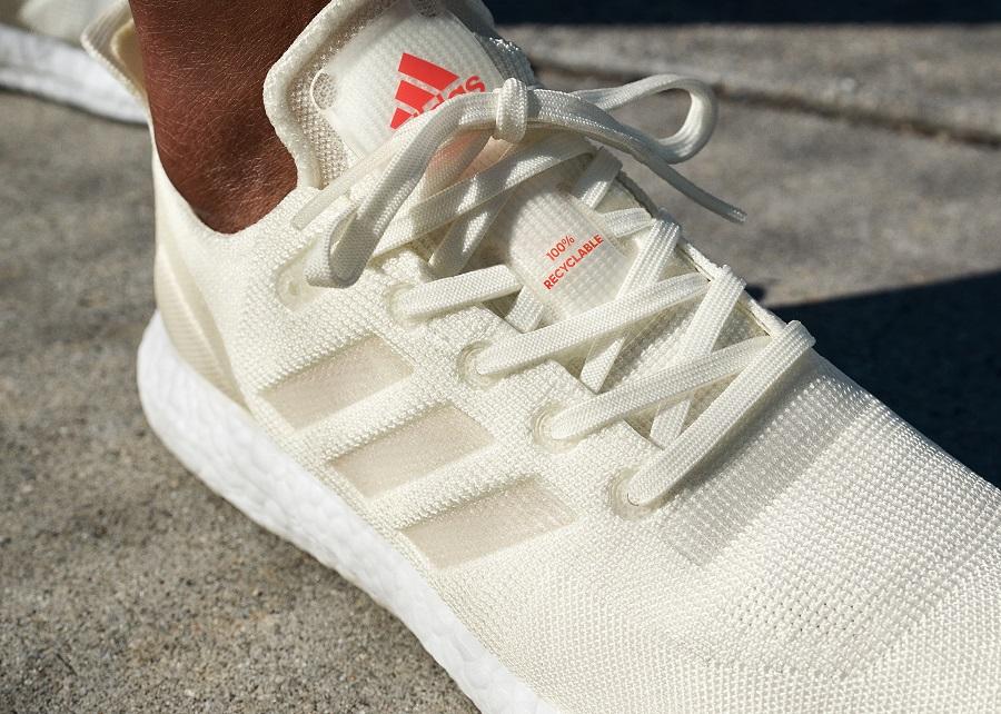 La nueva zapatilla de Adidas es 100% reciclable
