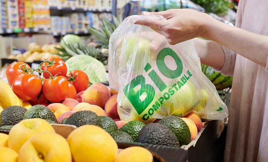 Lidl elimina las bolsas de plástico de la sección de fruta y verdura