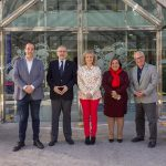 Firmado el acuerdo para la creación de una Cátedra de Economía Circular en la Universidad de Cantabria