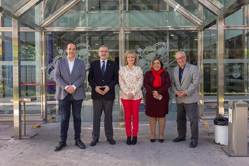 La Universidad de Cantabria firma un convenio para la constitución de la cátedra MARE de Economía Circular