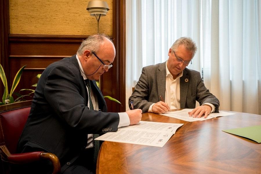 Convenio de Ceit-IK4 y la Diputación de Gipuzkoa para impulsar el uso de microalgas en la depuración de aguas residuales