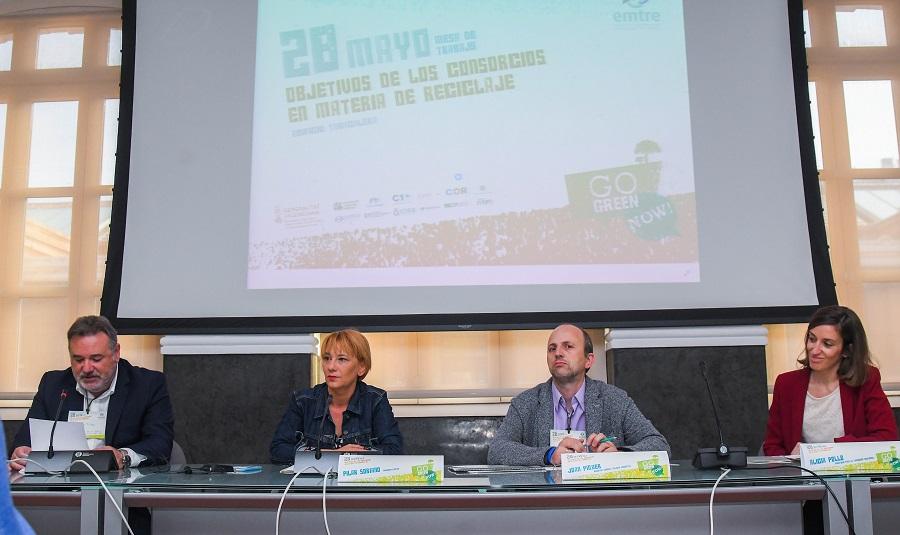 Jornada sobre gestión de residuos en Valencia