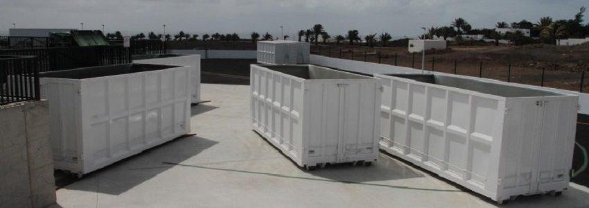 El nuevo punto limpio de Lanzarote estará operativo este verano