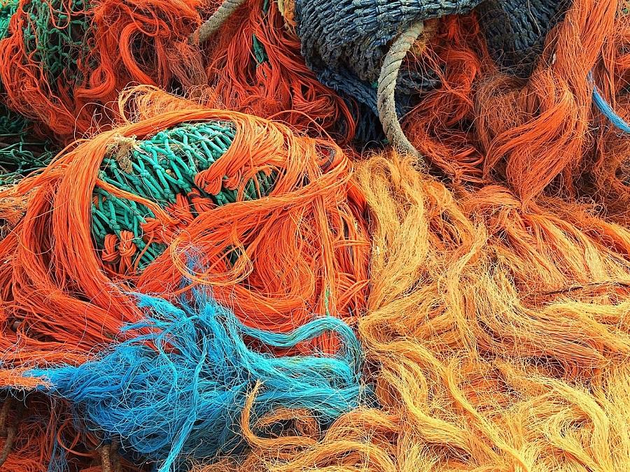 El proyecto OCEANETS recuperará redes de pesca a la deriva para su reciclaje