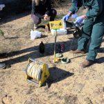 El Seprona investiga la contaminación producida por empresas químicas en la provincia de Huelva