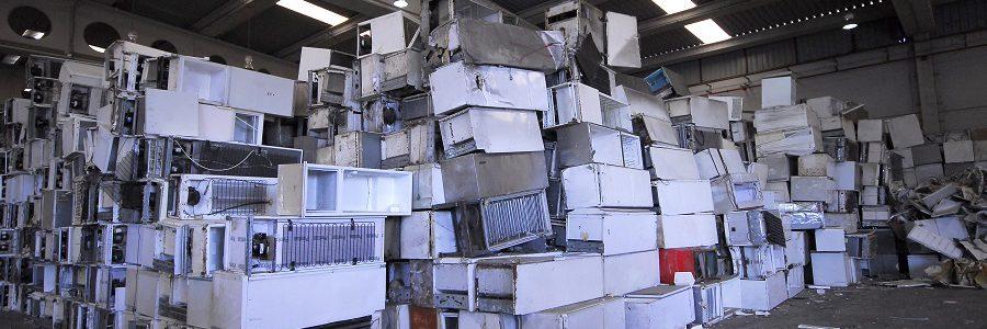 Recyclia gestionó casi 50.000 toneladas de residuos electrónicos en 2018