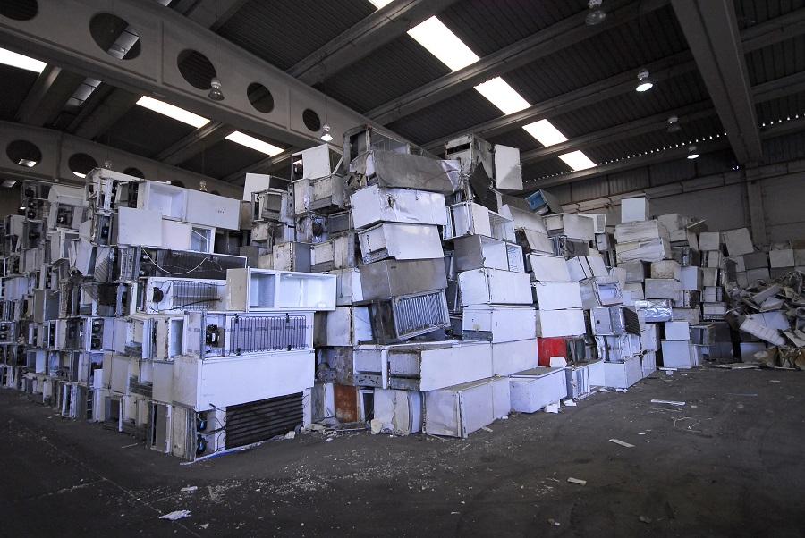 Recyclia aumentó un 39% los residuos electrónicos gestionados en 2018