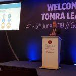 TOMRA Sorting Recycling celebra una conferencia internacional sobre reciclaje de plásticos
