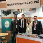 TOMRA Sorting Recycling presenta sus sistemas de separación de metales en el congreso nacional de la recuperación y el reciclado