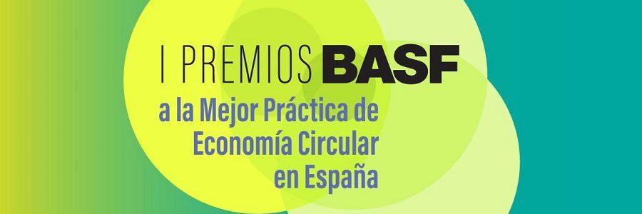Convocado el I Premio BASF a la mejor práctica en economía circular en España