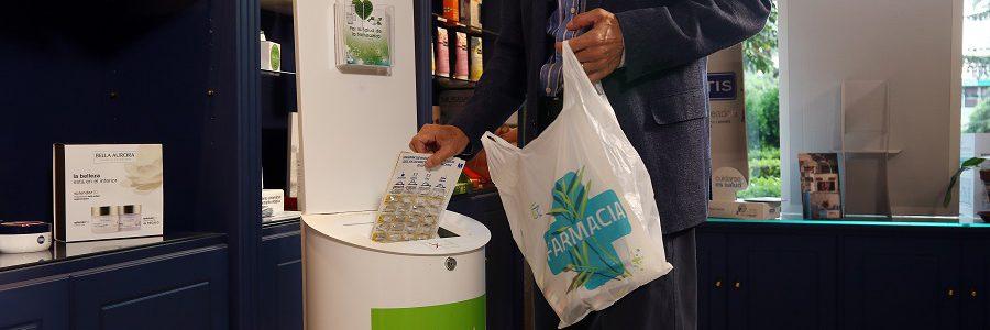 El reciclado de envases de medicamentos ha crecido en el País Vasco una media del 6% en los últimos cinco años