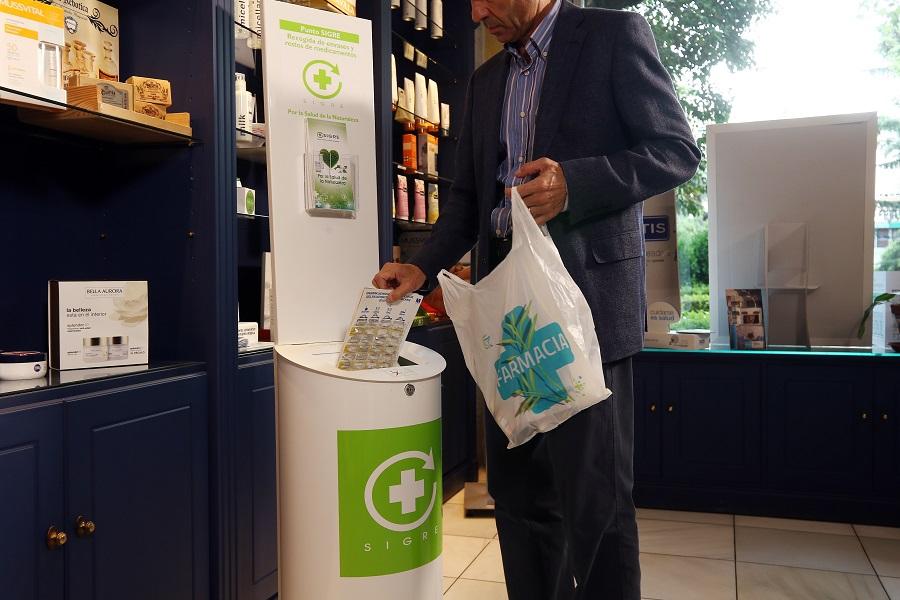Crece el reciclaje de envases de medicamentos en Euskadi