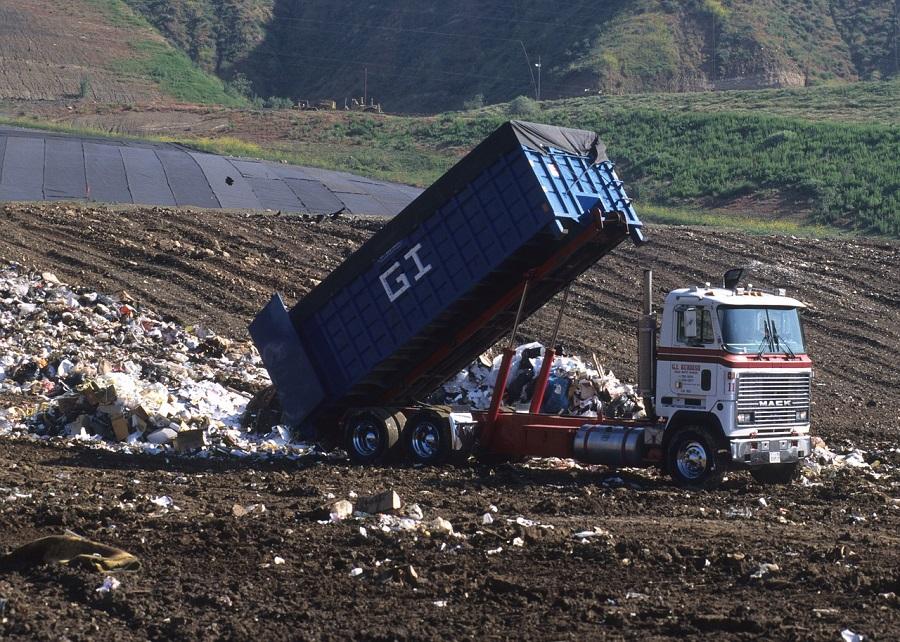 Los vertederos producen el 3% de las emisiones de GEI mundiales