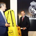 La Fundación Real Madrid y AMBILAMP colaborarán en la educación para el reciclaje