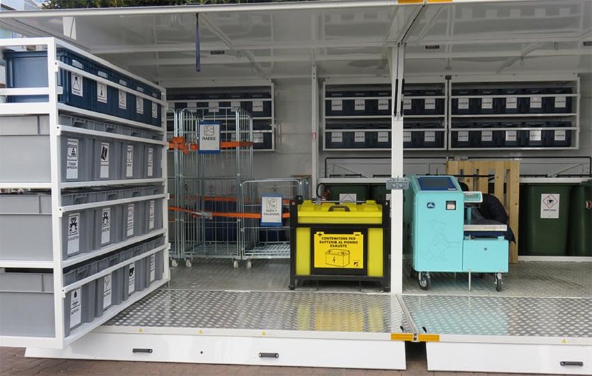 La Vega Baja mejora sus datos de reciclaje