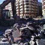 Euskadi obligará a usar un 40% de materiales reciclados en obras públicas