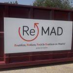 Madrid estrena un sistema de reutilización en todos sus puntos limpios