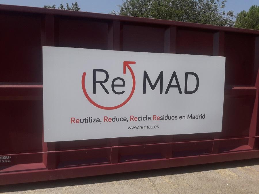 Nuevo sistema ReMAD para la reutilización de objetos en Madrid