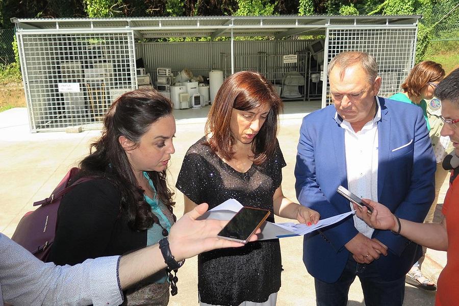 Ayudas en Galicia a la recogida selectiva de residuos