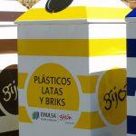 Gijón inicia un proyecto para mejorar el reciclaje de envases en el canal HORECA