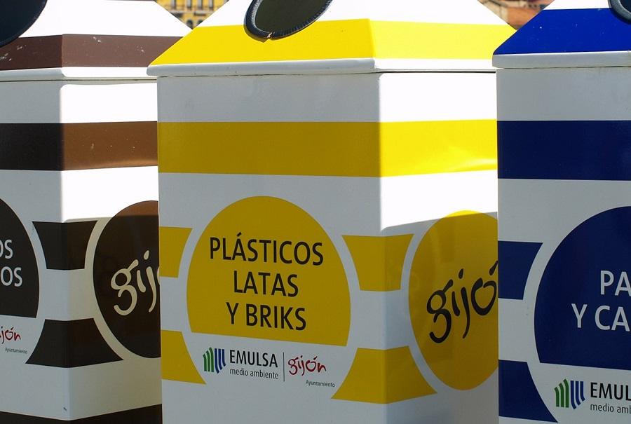 Nuevo proyecto para mejorar la recogida de envases en el canal HORECA de Gijón