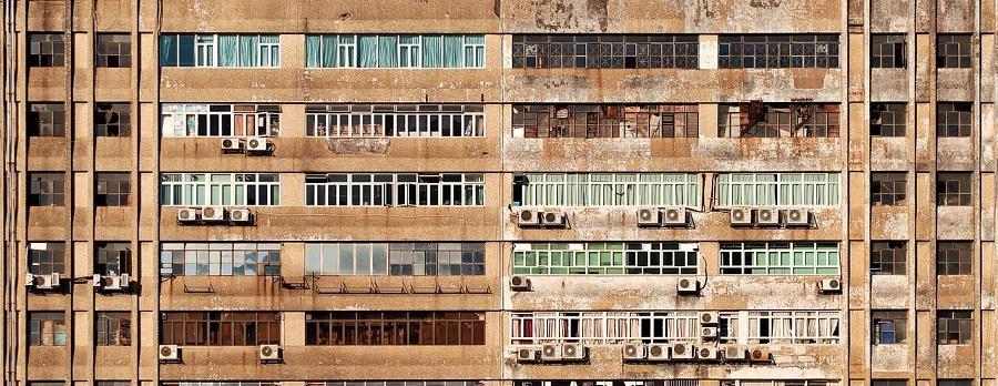 Ayudas de la ARC a la retirada de amianto de edificios