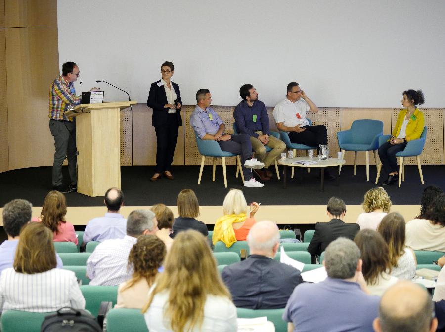 Jornada del proyecto ORHI sobre economía circular en el sector agroalimentario