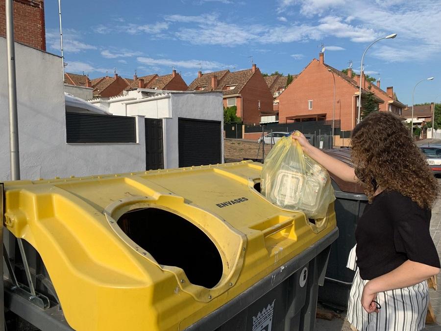 Crece en 2018 el reciclaje de envases plásticos