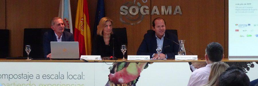 El presidente de Sogama apela a la colaboración y la innovación para seguir avanzando en el compostaje de la materia orgánica