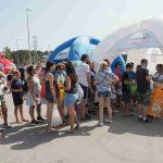 AMBILAMP premiará por el reciclaje de lámparas a los espectadores de la Vuelta Ciclista a España 2019