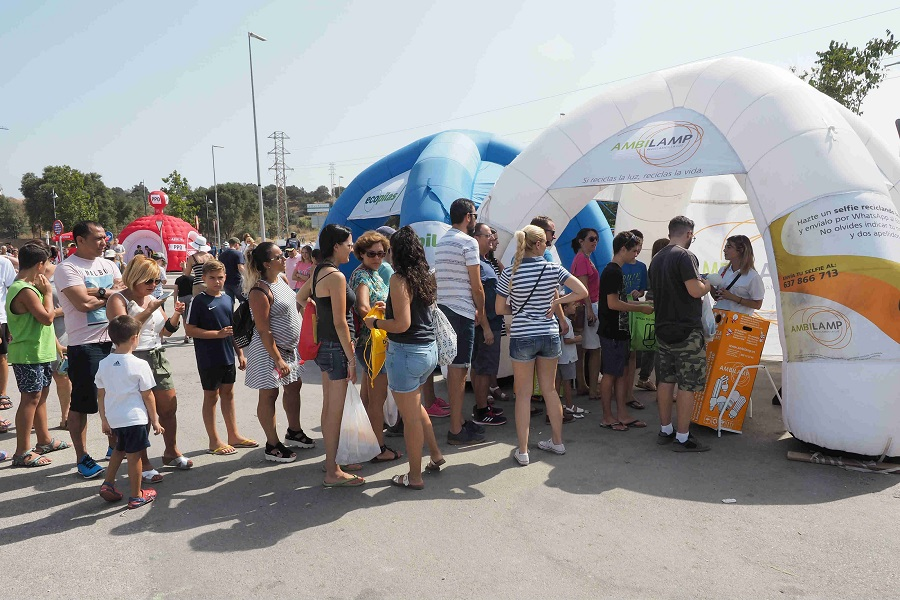 AMBILAMP vuelve a estar presente en la Vuelta Ciclista a España