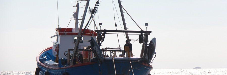 Más de 1.300 pescadores gallegos colaboran para reciclar la basura marina