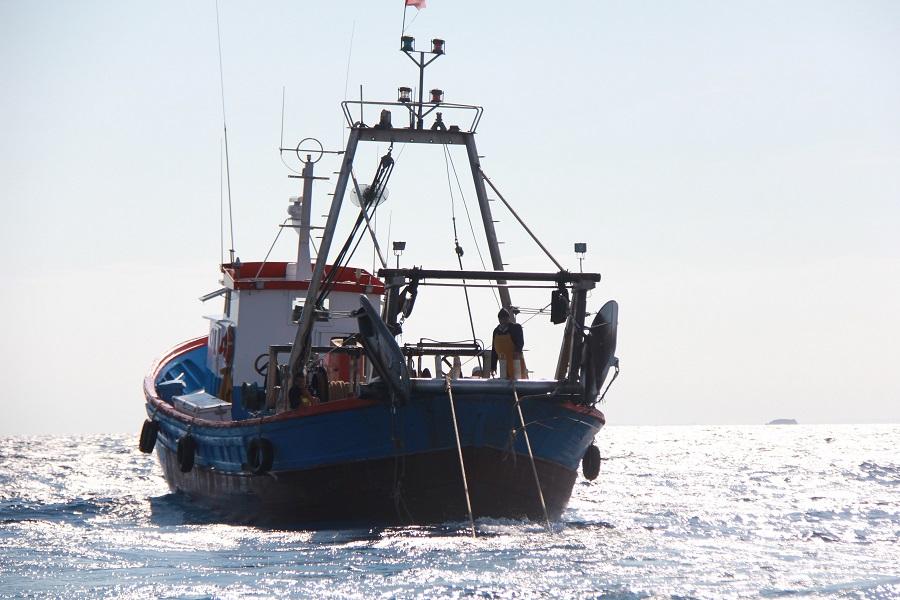los pescadores gallegos se unen a la lucha contra la basura marina