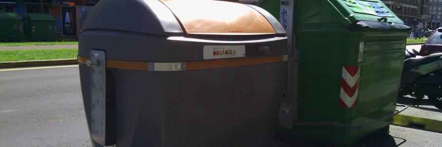 Castellón instalará más de mil contenedores para la recogida de materia orgánica