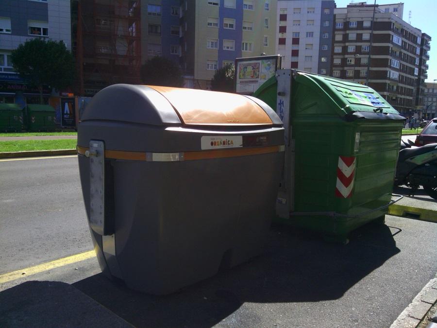 Castellón instalará mil contenedores de residuos orgánicos